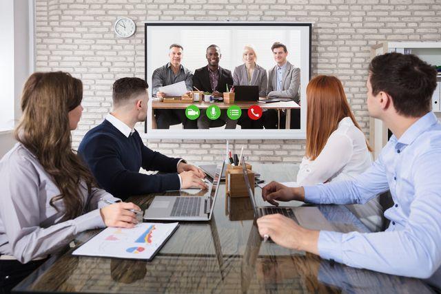 テレビ会議の導入